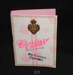 Couture Couture By Juicy Couture Eau De Parfum Women's Perfume Spray Sample New
