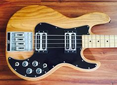 Peavey Bass Natural w case. Awesome Player w Superb Tone! Bass Guitar Scales, Guitar Chords, Cool Guitar, Vintage Bass Guitars, Jim Morrison Movie, Beautiful Guitars, Custom Guitars, Guitar Design, Mandolin