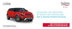 This fantastic competition starts on Monday 15th December to the 31st March 2015. Buy a selected Britax Isofix product during these dates and you have the chance to win a Range Rover Evoque!  All products in the promotion are on display at The Baby Barn Pram & Nursery Centre including The Black limited Edition which is also included in this promotion.
