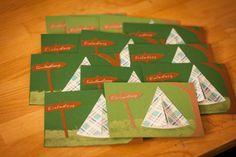 Einladungskarte für einen Outdoor-Kindergeburtstag in der Wildness #Kindergeburtstag #Einladung #Einladungskarte