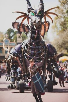 Prince Phillip Face Character, isn't he cute!? I love how Phillip has a big part in the parade! :D
