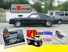 "Pro Street 76 Dodge Aspen  ""Company Car"""