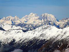Italian Alps, Udine, Italy