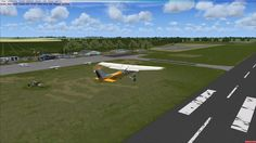 Flugplatz Barth EDBH
