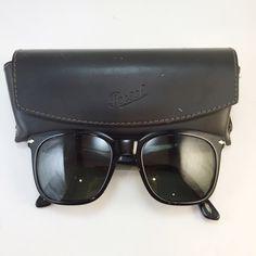 Persol sunglasses Persol sunglasses. In great condition. Comes with box, case, tags, and cloth. Persol Accessories Sunglasses