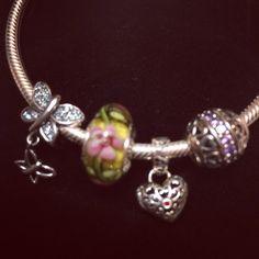 CMar's soufeel 925 sterling silver charms bracelet www.soufeel.com