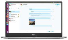 Microsoft lleva la función de vídeo-llamadas a Skype alfa para Linux