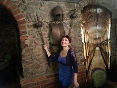Knight's Restaurant in Kety , Lesser, Poland.  Regional cuisine , Italian cuisine .