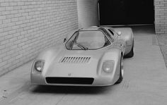 La Furia Lamborghini, un proto brésilien (1970) avec le moulin d' une Miura !