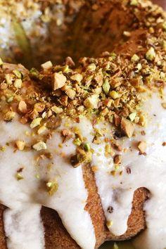 "Pistachio Cake III | ""This is now my favorite all around cake recipe!"" #cakerecipes #bakingrecipes #dessertrecipes #cakes #cakeideas"