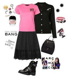 """""""Marc Jacobs Style"""" by marlaj-50 ❤ liked on Polyvore featuring Marc Jacobs and Marc by Marc Jacobs"""