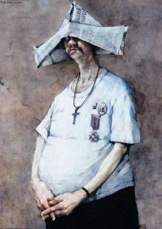 Jerzy Duda-Gracz | Ora et colabora | http://rynekisztuka.pl/2013/05/24/jerzy_duda_gracz/