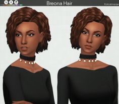 A new hairstyle 'Breona' for your female sims! I hope you enjoy it! C: Credits: EA for the mesh and textures. Made with Sims4 Studio. • Base Game Compatible • Hat Compatible • Custom Thumbnail • 16 EA...