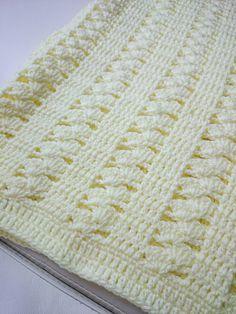 Ravelry: The Zigzag Blanket pattern by Hannah Cross