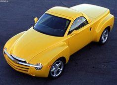 Chevrolet Ssr Pickup Clic Trucks Chevy Corvette