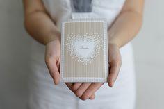 Weiteres - Brautmutter Dankes Karte - Emotionale Verpackung - ein Designerstück von Stella-Kobenhavn bei DaWanda