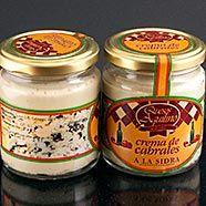 Crema De Queso Cabrales A La Sidra