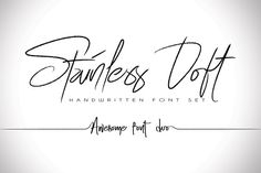 Stainless Doft by beeART on @creativemarket