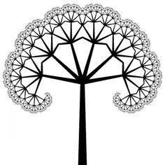 Fractal Geometry: fractal tree