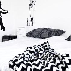 ✧ home: ✧ Monochrome Bedroom, Monochrome Interior, Minimalist Interior, Dream Rooms, Dream Bedroom, Home Bedroom, Bedrooms, Wardrobe Furniture, Bedroom Furniture Design