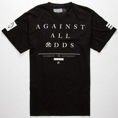 CIVIL Against All Odds Mens T-Shirt 256084100 | Graphic Tees