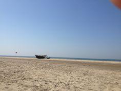Morjim Beach in North Goa, Goa