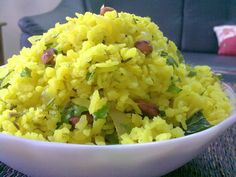 "7 Breakfast Dishes We Indians Absolutely Cannot Live Without  1. Poha-Jalebi  It's made from flattened rice and is the staple breakfast of central India mainly Madhya Pradesh. The dish is also popular in Maharashtra Rajasthan and even Karnataka where it's known as 'avalakki'. The best place to taste poha can be Indore in Mashya Pradesh. Usually jalebi accompanies it. ""Indore is a fantastic place to explore new food items. While there are local sweet and farsan shops here there is also a…"