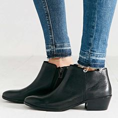 ISO Sam Edelman petty black leather ankle boots Nib or great condition, reasonable prices only! Size 6.5, 7, 7.5 ok Sam Edelman Shoes Ankle Boots & Booties