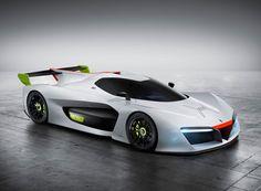 Pininfarina H2 Speed Concept Car
