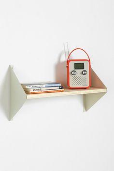 Assembly Home Triangle Bracket Wall Shelf