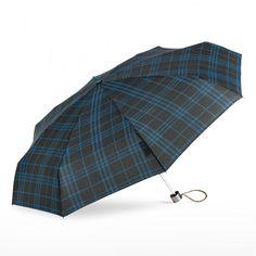 Cachemir Pocket káro - pánský skládací mini deštník Umbrellas, Design, Fashion, Moda, Fashion Styles, Fasion