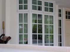 casement bay window - Google Search