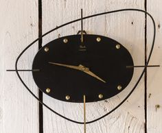 #Horloge vintage « La Bruyère. www.brocantedelabruyere.com