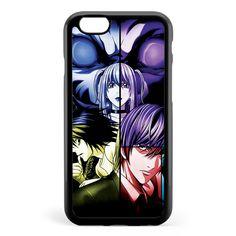 Death Note Ryuk Misa Light L Anime Apple iPhone 6 / iPhone 6s Case Cover ISVG981