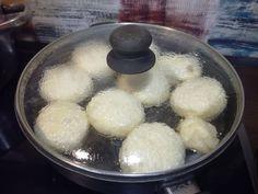 Nadýchané šišky (fotorecept) - recept | Varecha.sk Grains, Rice, Food, Essen, Meals, Seeds, Yemek, Laughter, Jim Rice
