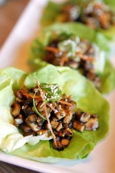 True Food Kitchen meals such as Shiitake-Tofu Lettuce Cups are based on based on health guru Dr. Andrew Weil's anti-inflammatory diet.
