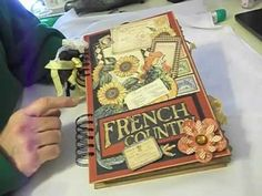 ▶ French Country Recipe Album - YouTube