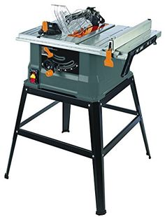 Hitachi c10rj 10 15 amp jobsite table saw with 35 rip capacity and cheap truepower 10 15 amp table saw with steel stand httpsbestorbitalsanderreviews keyboard keysfo Gallery