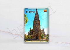 Spain, San Sebastian Series - fridge magnets, epoxy magnets, customized orders from Besgen Incorporate #backhome #fridgemagnets #magnets #traveldiaries #lovelylife #gifts #giftshop #photoholder #magnet #giftingideas #giftingsolutions #quirkygoods #sansebastian #spain