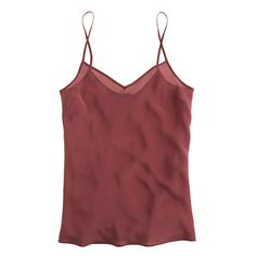 From The Boys: Top, J.Crew, Singlet Top, Everyday Lingerie, Summer Top / Garance Doré
