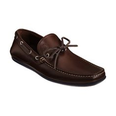 Leather Apron Toe Boat Shoe on Blue Vibram® Sole. Win Barneys discount Gift Cards on http://www.cityhits.com and use them towards boat shoes like these. #mens #fashion #fall2013