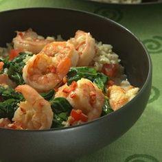 South Pacific Shrimp - EatingWell.com