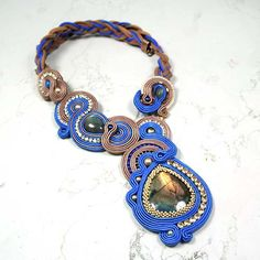 Djenka - biżuteria autorska sutasz i... przyjaciele: Abismo