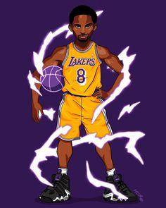 Nba Players, Basketball Players, Michael Jordan Dunking, All Nba Teams, Dear Basketball, Lakers Wallpaper, Kobe Bryant Quotes, Art Noir, Kobe Bryant Pictures