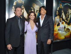 Sylvester Stallone, Sarah Shahi, Sung Kang
