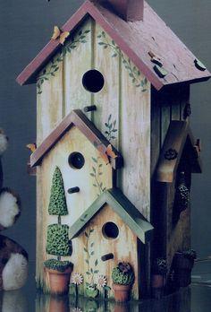 Casas de pássaros                                                       …
