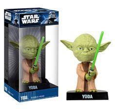 Wacky Wobbler: Star Wars - Yoda | Funko