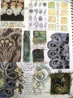 New Ideas textile art sketchbook inspiration A Level Art Sketchbook, Sketchbook Layout, Artist Sketchbook, Sketchbook Pages, Fashion Sketchbook, Fashion Sketches, Sketchbook Ideas, Sketchbook Drawings, Inspiration Art