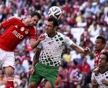 Primeira Liga: Benfica procura reforçar liderança em Moreira de Cónegos