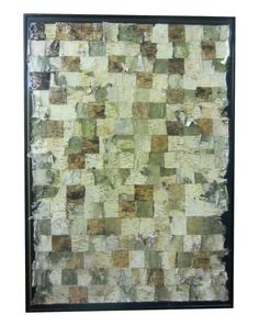 Snowwhite, birch bark in epoxy Birch Bark, Art Pieces, Rugs, Epoxy, Home Decor, Farmhouse Rugs, Room Decor, Carpets, Synthetic Resin